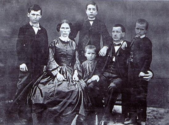 Familie Rheinberger